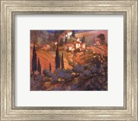 View from San Gimignano Fine-Art Print