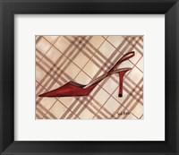 Poussoir Rouge Fine-Art Print