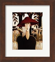 The Red Hat Fine-Art Print