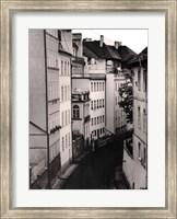 Little Canal, Prague, Czech Republic Fine-Art Print