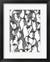 Penguin Family II Fine-Art Print