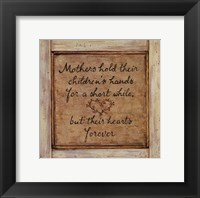 Mothers Hold Fine-Art Print