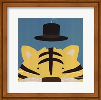 Peek-A-Boo Tiger Fine-Art Print