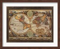 Old World View I Fine-Art Print