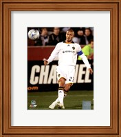 David Beckham 2008 Action(#81) Fine-Art Print