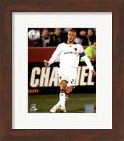 David Beckham 2008 Action(#81) Fine-Art Print