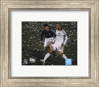 David Beckham 2008 Action, #107 Fine-Art Print