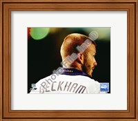 David Beckham 2008 Action; #108 Fine-Art Print