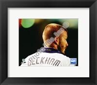David Beckham 2008 Action; #108 Fine-Art Print