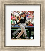 Mike Jacobs 2008 Batting Action Fine-Art Print