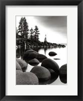 Sand Harbor I Fine-Art Print
