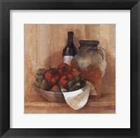 Tuscan Table III Fine-Art Print