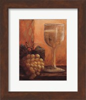 Grapes and Wine III Fine-Art Print
