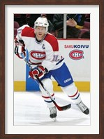 Canadiens - Koivu Wall Poster