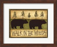 Walk In The Woods Fine-Art Print