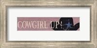 Cowgirl Up Fine-Art Print