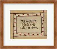 My Greatest Blessings Fine-Art Print