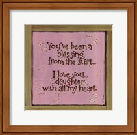 You've Been A Blessing Fine-Art Print