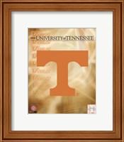2008 University of Tennessee Logo Fine-Art Print
