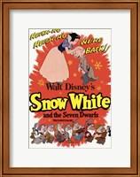 Snow White and the Seven Dwarfs Heigh-Ho! Fine-Art Print