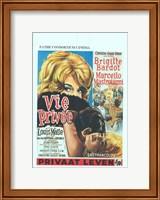 Very Private Affair Vie Prive French Fine-Art Print