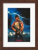 Rambo: First Blood Painting Fine-Art Print