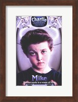 Charlie and the Chocolate Factory Mike Fine-Art Print