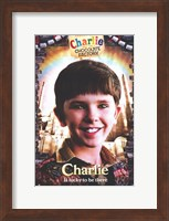 Charlie and the Chocolate Factory Charlie Fine-Art Print
