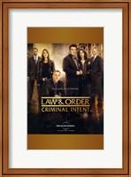 Law & Order: Criminal Intent Fine-Art Print