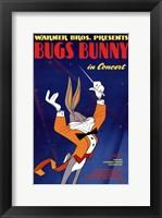 Bugs Bunny in Concert Fine-Art Print