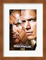Prison Break (TV) Michael & Lincoln Fine-Art Print