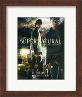 Supernatural (TV) Premiere Fine-Art Print