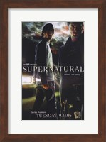 Supernatural (TV) Dean & Sam Winchester Fine-Art Print