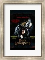 Pan's Labyrinth - hugging Fine-Art Print