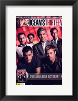 Ocean's Thirteen (DVD Promotional) Fine-Art Print