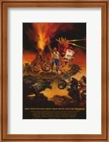 Aqua Teen Hunger Force Colon Movie Film for Theaters Fine-Art Print