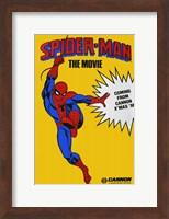 Spider-man The Movie Fine-Art Print