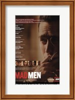 Mad Men (TV) Jon Hamm Fine-Art Print