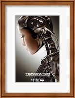 Terminator: The Sarah Connor Chronicles - style F Wall Poster