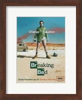 Breaking Bad - pantless man Fine-Art Print