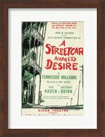 A Streetcar Named Desire (Broadway) Fine-Art Print