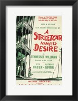 A Streetcar Named Desire (Broadway) Fine-Art Print