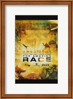 The Amazing Race TV Series Fine-Art Print