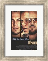 The Departed Cast Fine-Art Print