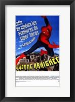 The Amazing Spider-Man - cartoon Fine-Art Print
