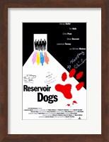 Reservoir Dogs Signature Fine-Art Print