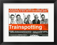 Trainspotting - horizontal Fine-Art Print