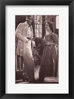 Gone With The Wind - Clark Gable & Vivien Leigh Scene Fine-Art Print