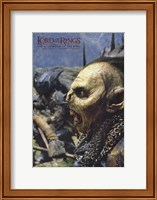 Lord of the Rings: Fellowship of the Ring Orcs Fine-Art Print
