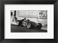 Grand Prix of Monaco, 1956 Fine-Art Print